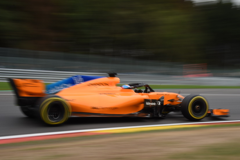 GP de Bélgica: Alonso quiere cerrar la polémica con Horner