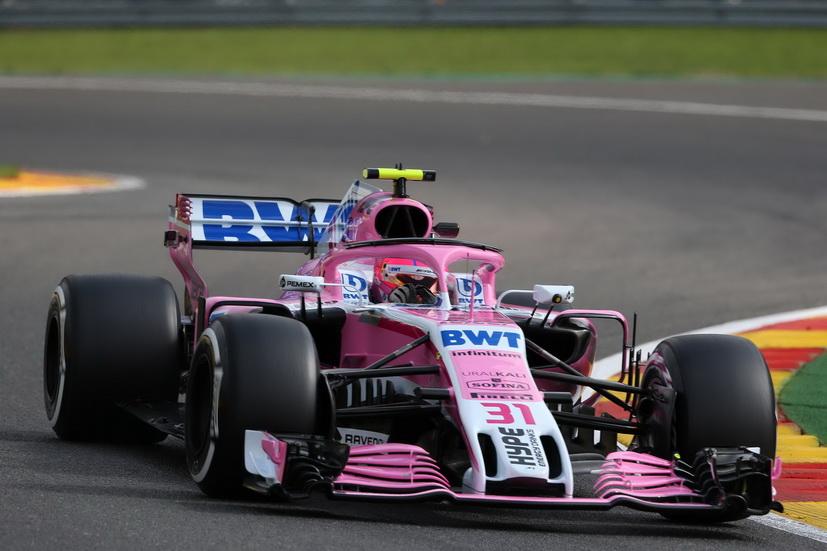 Los pilotos del nuevo Racing Point Force India conservan sus puntos