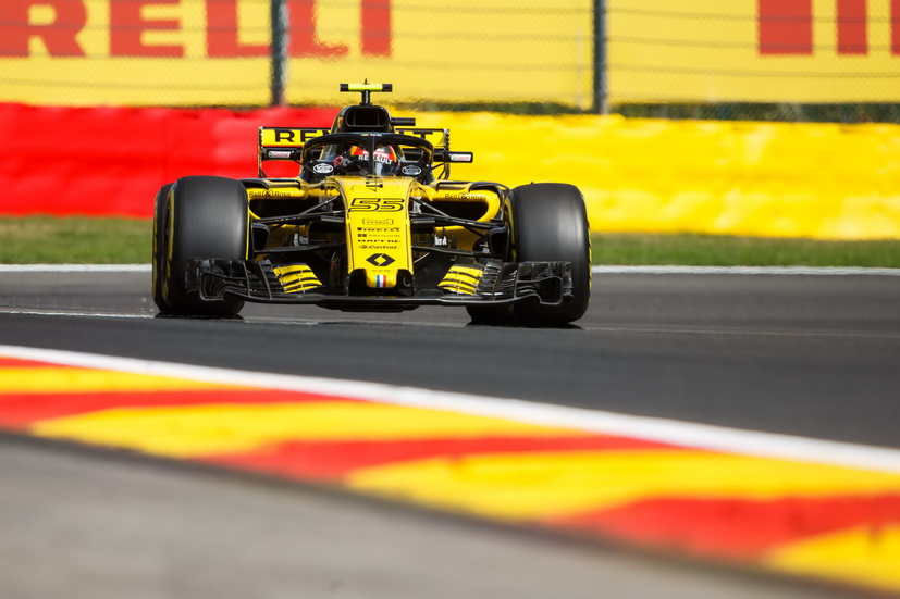GP de Bélgica: Sainz descontento con la calificación