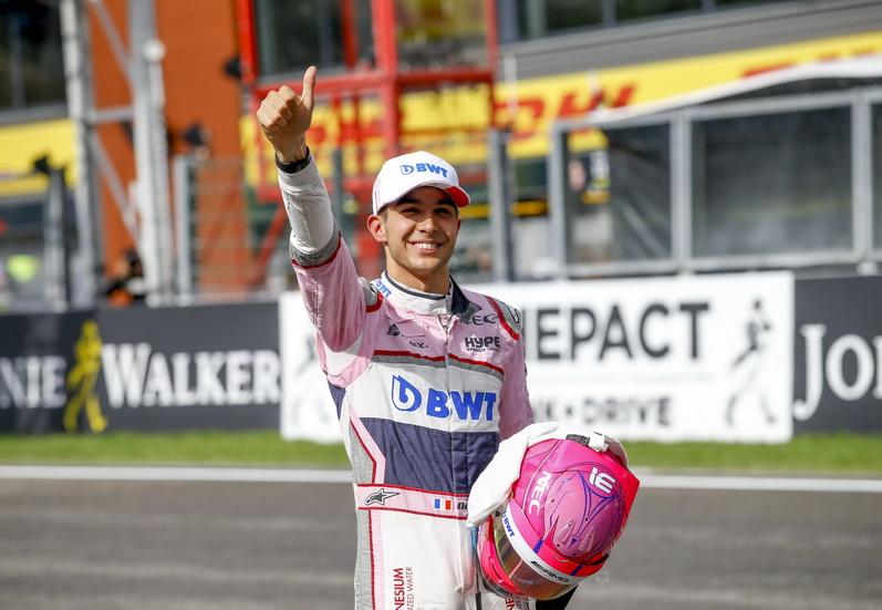 GP de Bélgica: ¿dónde irá Esteban Ocon?