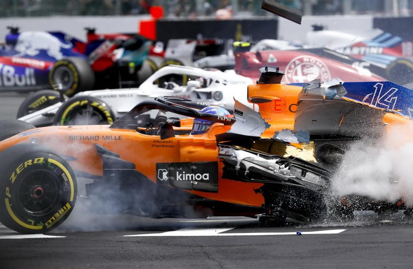 GP de Bélgica: Hulkenberg tendrá que retroceder 10 posiciones en la parrilla de Italia