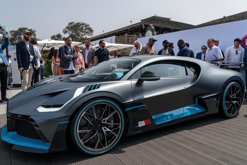 Bugatti Divo, el nuevo hiperdeportivo de los 1.500 CV y 5 millones de euros