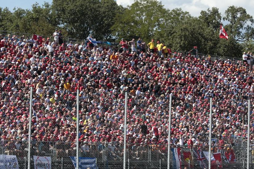 """GP de Italia de F1: este fin de semana en el """"templo de la velocidad"""""""