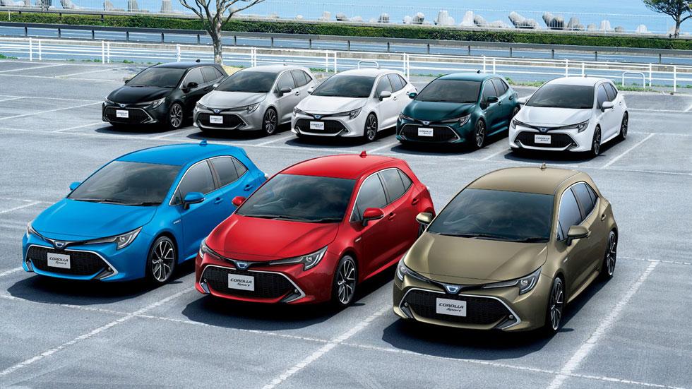Toyota Corolla 2019: todos los datos y fotos del nuevo sustituto del Auris
