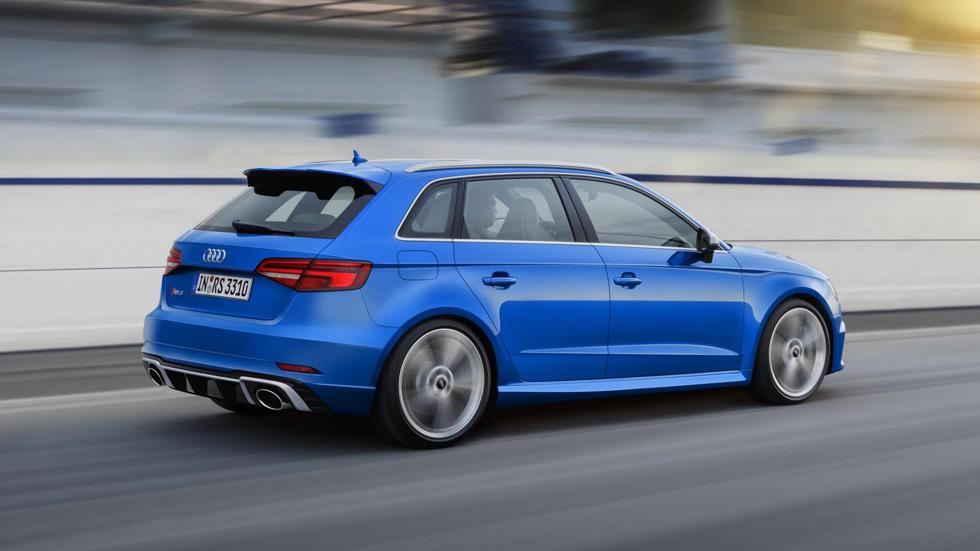 La última víctima de la nueva WLTP: el Audi RS 3, cancelado