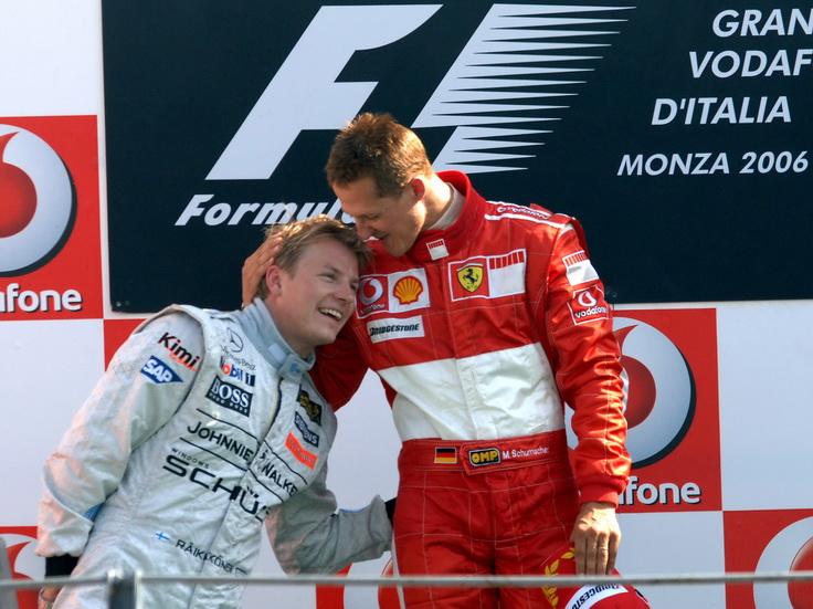 GP de Italia: Hamilton y Schumacher, los más laureados