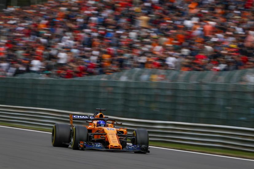GP de Italia: Alonso listo para disputar su 17º GP de Italia