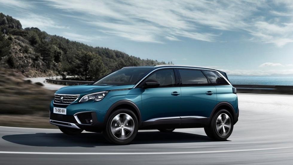 Peugeot 5008 2019: nueva gama para el gran SUV y precios para España