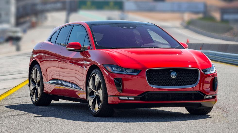 Jaguar I-Pace: el nuevo SUV eléctrico ya bate récords (VÍDEO)