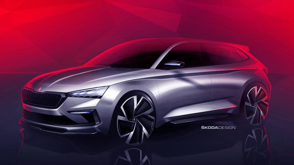 Skoda Vision RS: así será su próximo compacto y las nuevas versiones RS