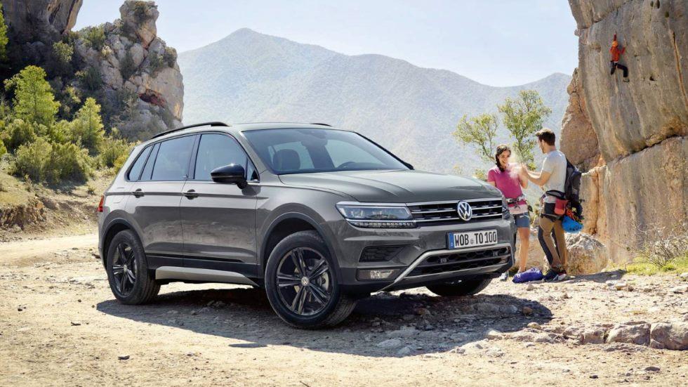 Volkswagen Tiguan Offroad: el SUV, ahora más todoterreno