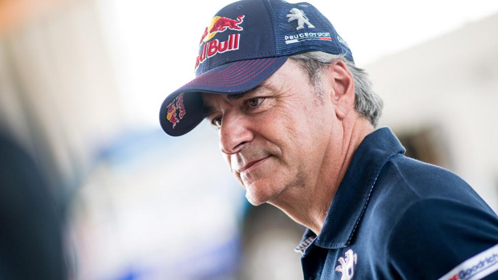 Oficial: Carlos Sainz correrá el Dakar 2019 con Mini