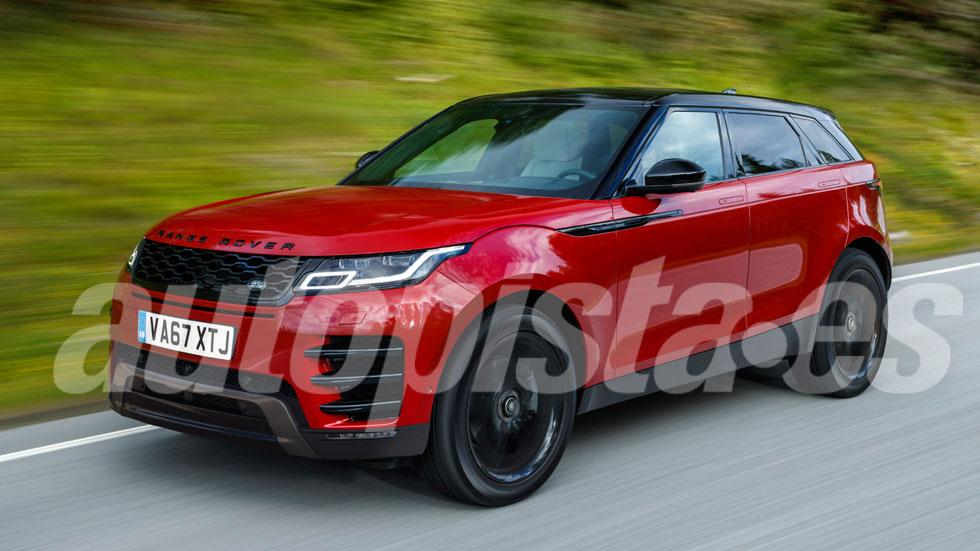 Range Rover Evoque 2019: todos los datos y primera foto del nuevo SUV