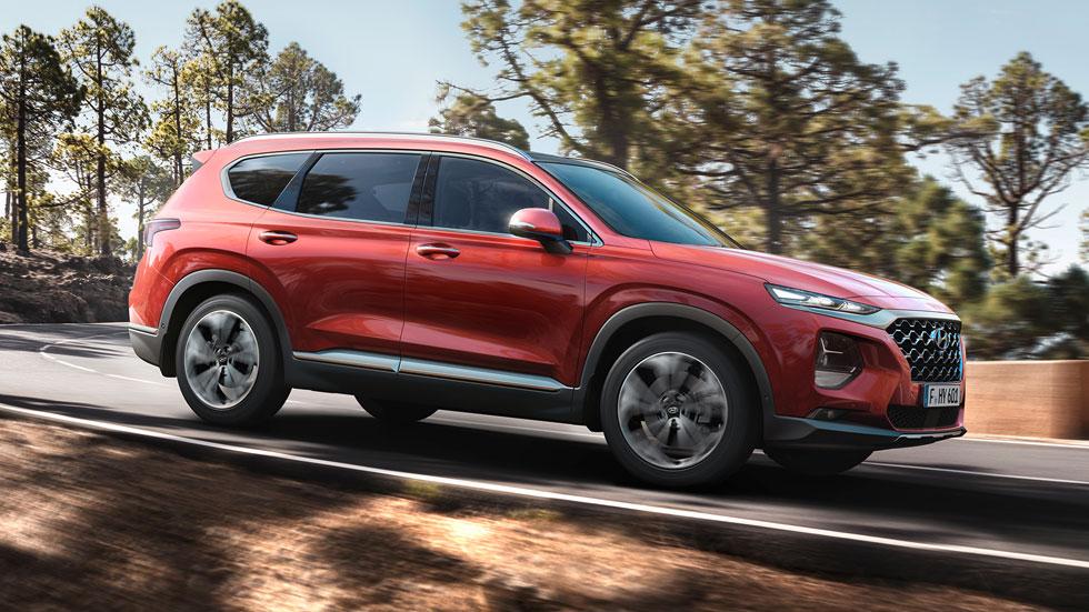 Hyundai Santa Fe 2018: precios para España del nuevo SUV