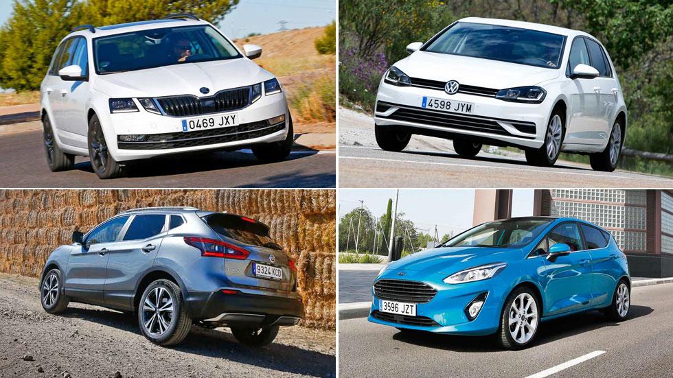 Ránking: los 25 coches y SUV más vendidos en Europa en lo que va de año