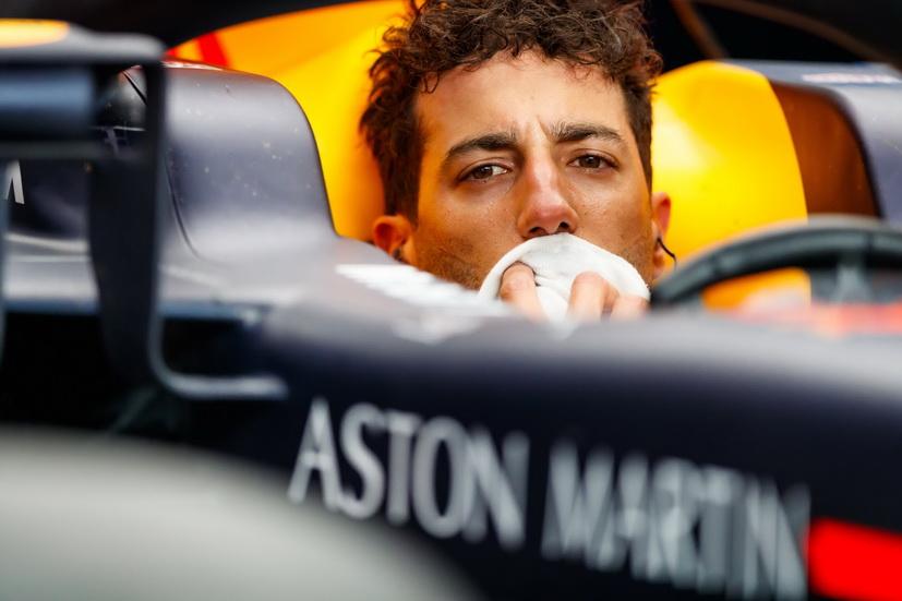 GP de Italia: Hulkenberg y Ricciardo penalizarán en parrilla