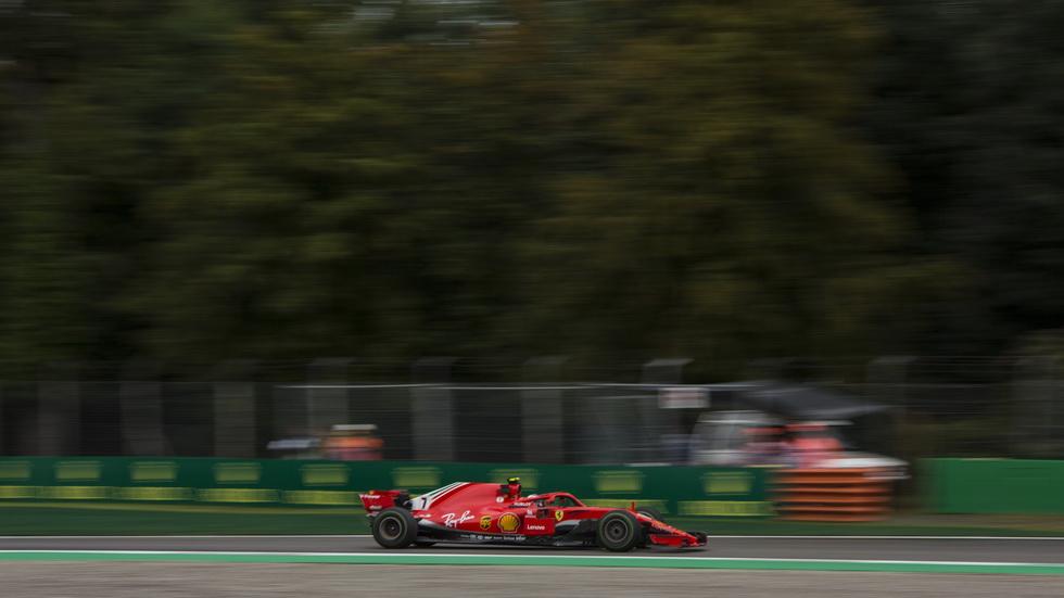 GP de Italia (FP2): mejor tiempo para Vettel y accidente de Ericsson