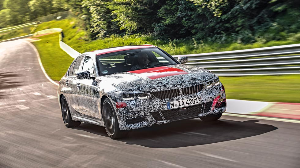 Revista Autopista 3066: todos los secretos del futuro BMW Serie 3, a prueba