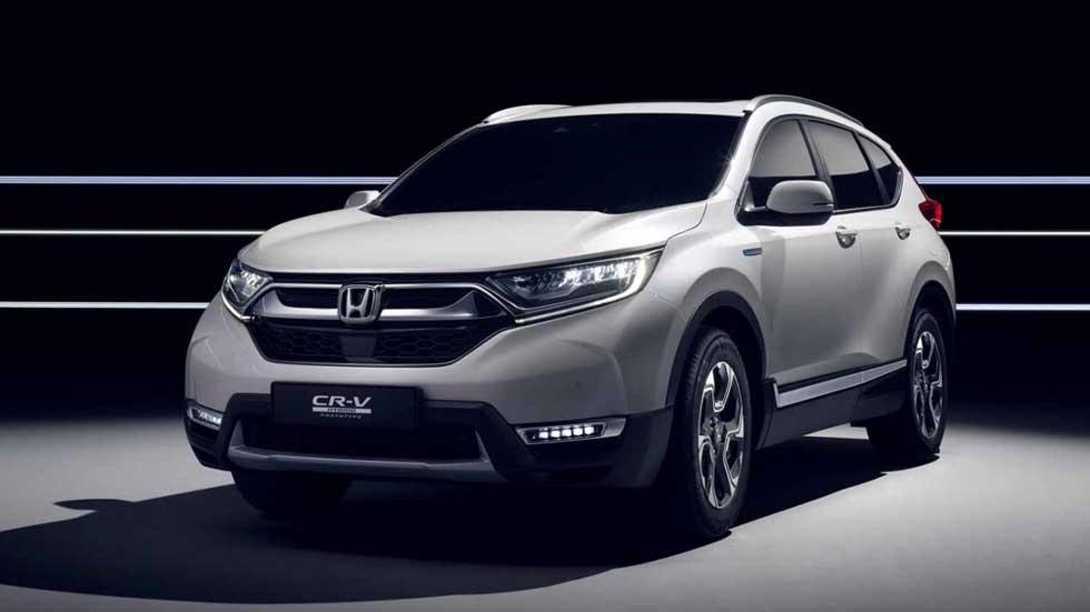 Honda CR-V 2019: Primeros precios para España del nuevo SUV