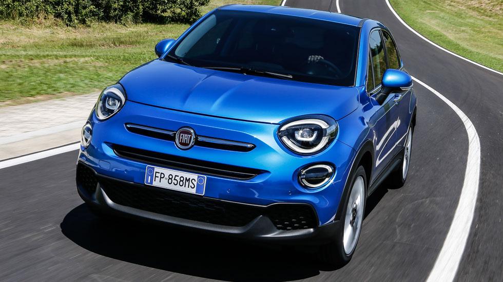 Fiat 500X 2019: lo más revolucionario, sus nuevos motores de gasolina