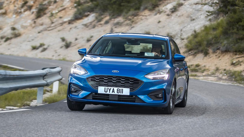 Te invitamos a probar gratis el nuevo Ford Focus (VÍDEO)