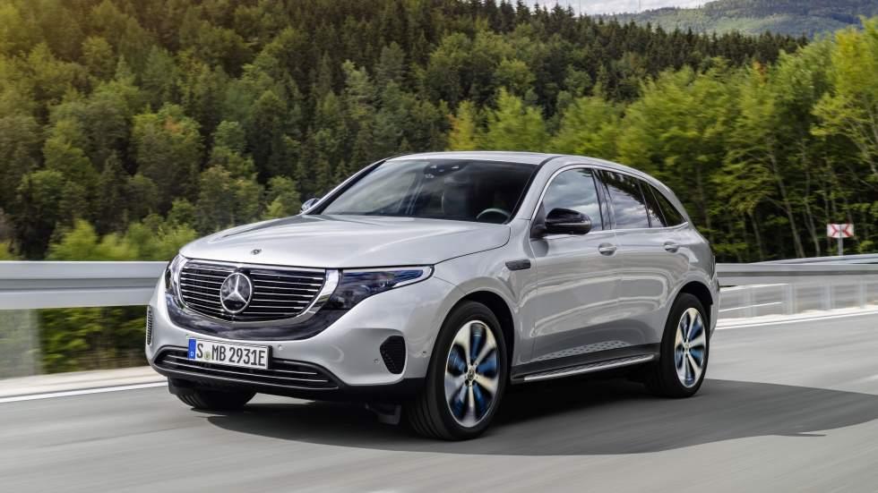 Mercedes EQC 2019: así es el nuevo SUV y el primer eléctrico de Mercedes