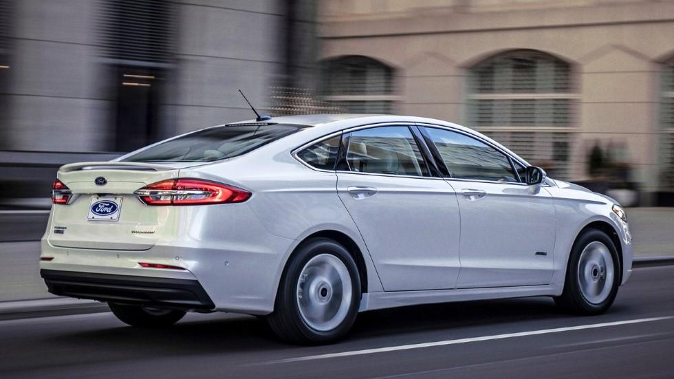 Ford Mondeo 2019: la nueva berlina, lista para finales de año