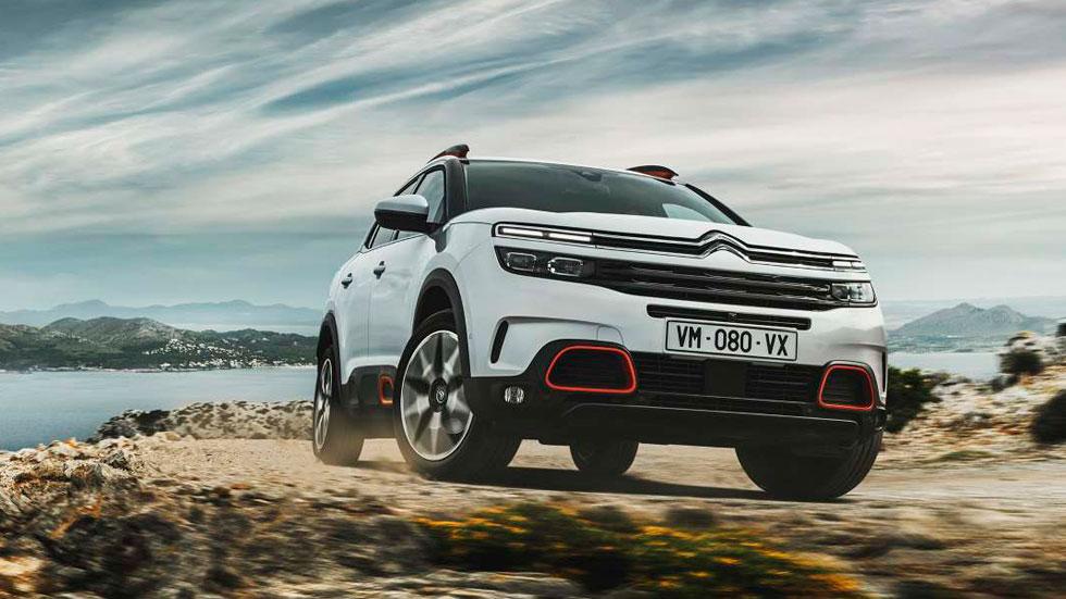 Citroën C5 Aircross: primer precio para Europa del nuevo SUV