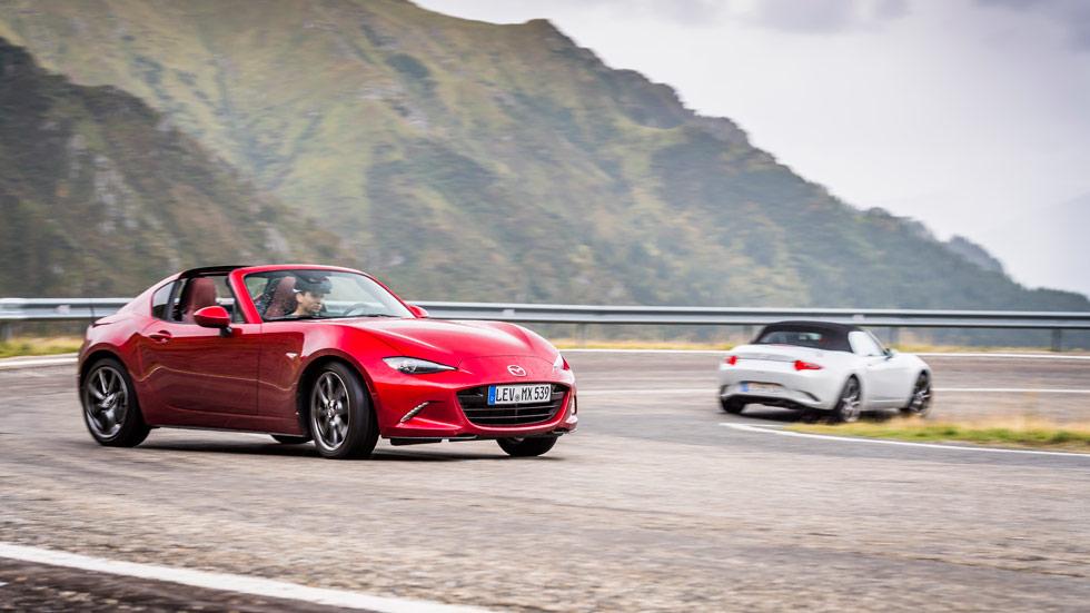 Mazda MX-5 2019: prueba y precios del rey de los roadsters