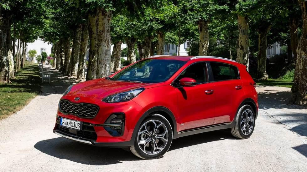 Kia Sportage 2018: primeros precios y datos para Europa del nuevo SUV