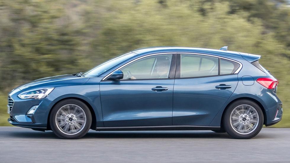El nuevo Ford Focus, en oferta por menos de 14.000 euros