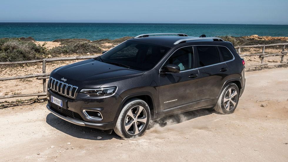 Jeep Cherokee 2019: probamos el atractivo y renovado SUV