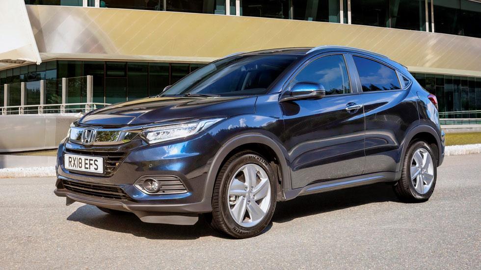 Honda HR-V 2019: precios y gama para España del nuevo SUV