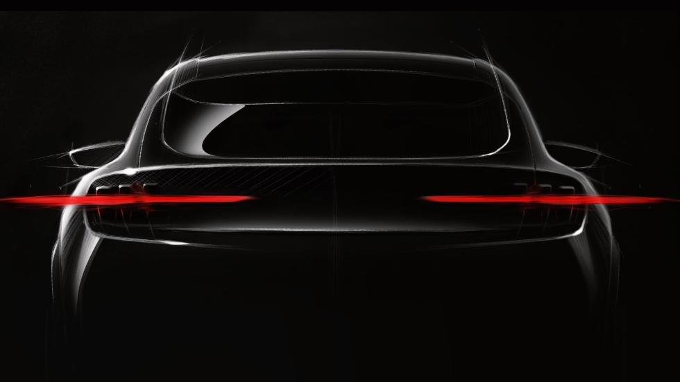 """Ford SUV EV: primera foto y datos oficiales del """"Kuga"""" eléctrico"""