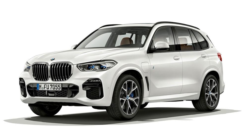 BMW X5 xDrive45e iPerformance: el nuevo SUV híbrido plug-in llegará en 2019