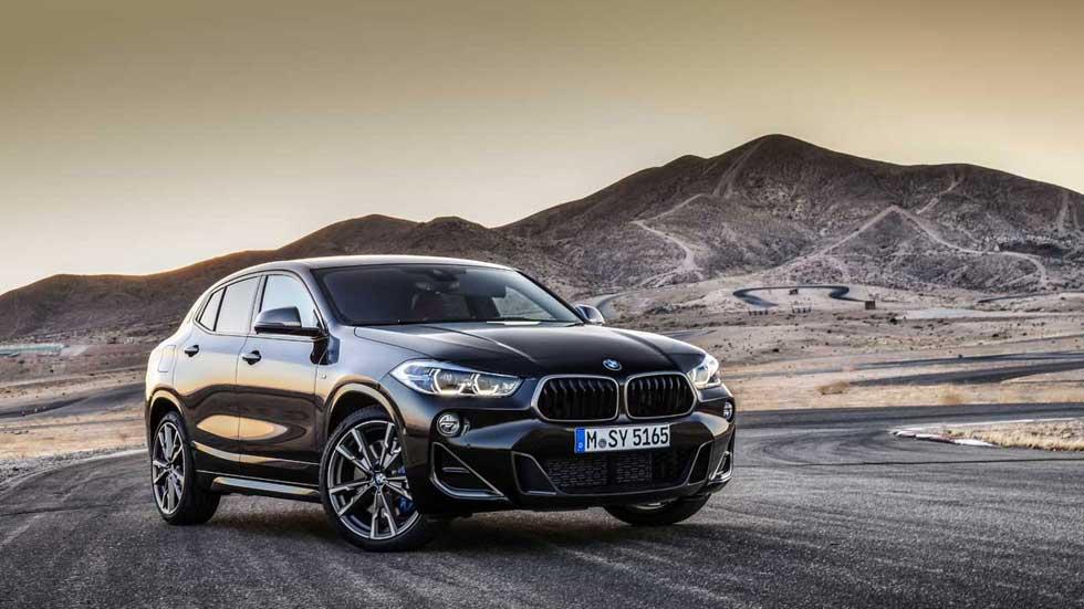BMW X2 M35i, así es la versión más radical del SUV