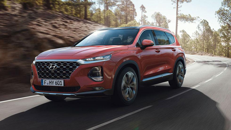 Hyundai Santa Fe 2018: prueba y vídeo del nuevo gran SUV