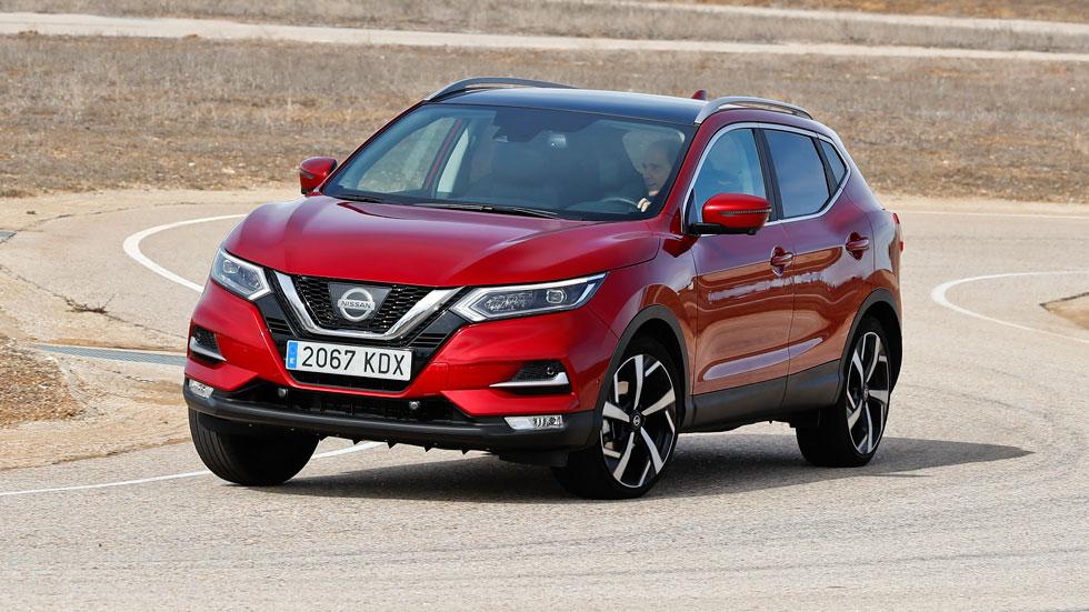 Nissan Qashqai 2019: nuevos motores para el rey de los SUV