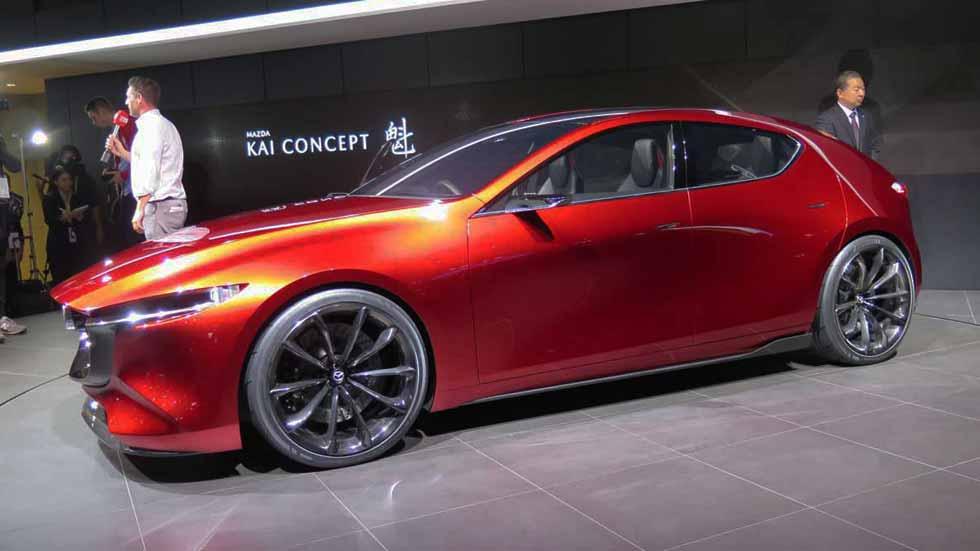 Mazda3 2019: el revolucionario compacto llega en unas semanas