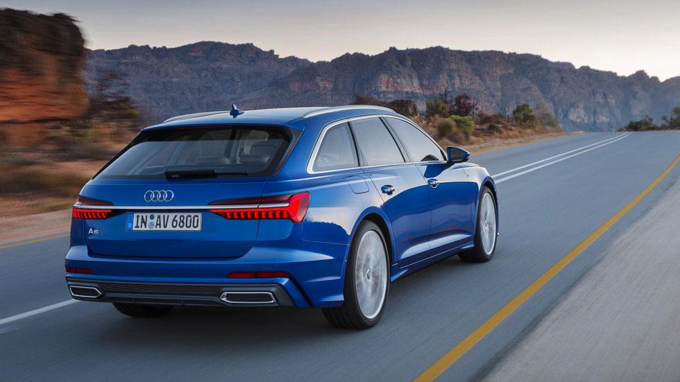 Audi A6 Avant 2018: prueba, precios y análisis del nuevo familiar