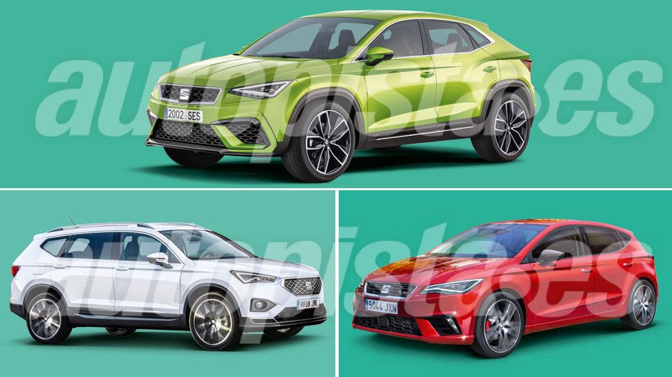 Revista Autopista 3067: así serán los nuevos Seat León, Tarraco, CUV…