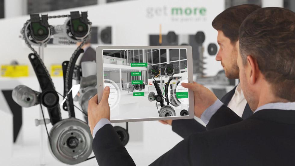 Así será el taller del futuro: con gafas de realidad aumentada