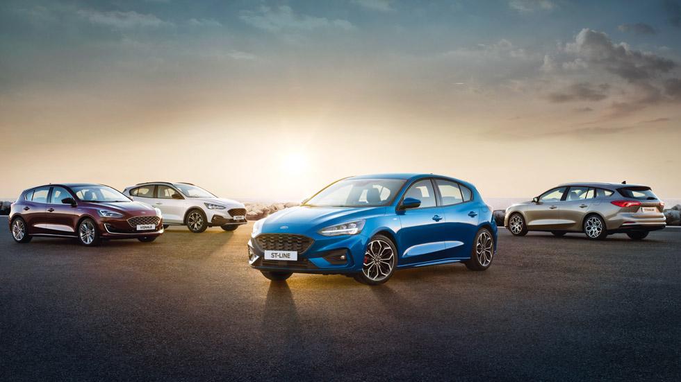 Analizamos la gama del nuevo Ford Focus: salto cualitativo (vídeo)