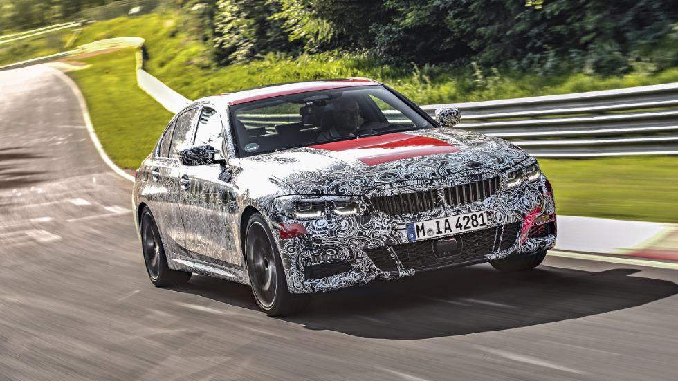 BMW Serie 3 2019: ¡probamos la nueva berlina antes de su estreno!