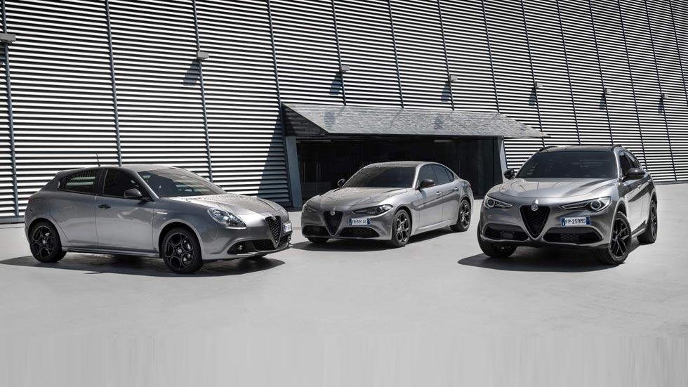 Alfa Stelvio, Giulietta y Giulia B-Tech Editions: nuevas versiones para Europa