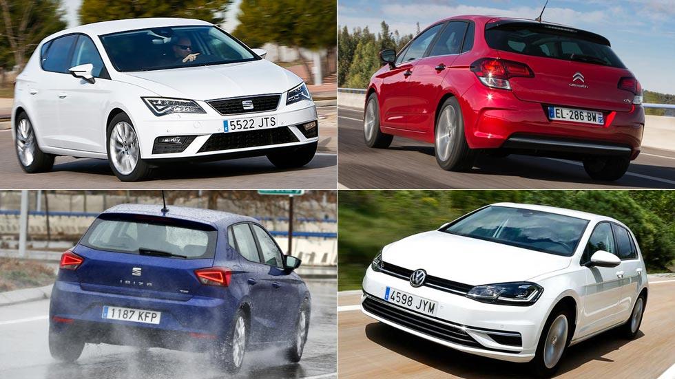 Los 5 coches más robados en España en 2018