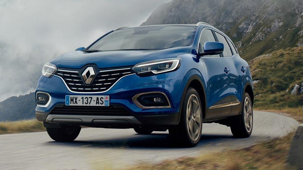 Oficial: Renault Kadjar 2019, fotos y datos definitivos del renovado SUV
