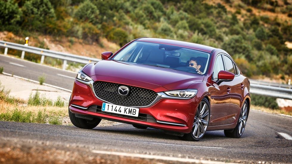 Mazda6 2.0 Skyactiv-G: superprueba a una berlina genuina