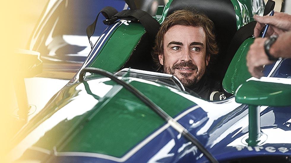 Fernando Alonso revoluciona Estados Unidos