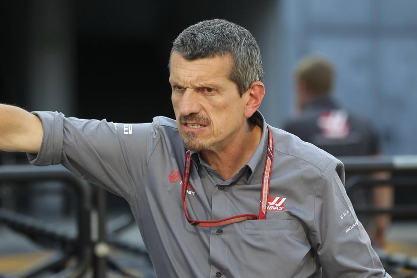 Haas espera ganar la apelación sobre la descalificación de Grosjean